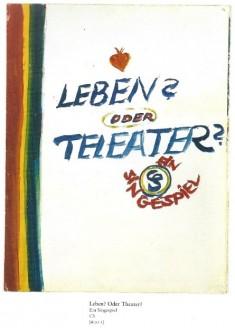 「人生?あるいは劇場?」の表紙
